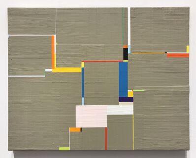 Richard Schur, 'Etudes Parisiennes, No. 2', 2009