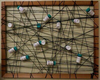 Susan Spangenberg, 'Unravelling', 2020