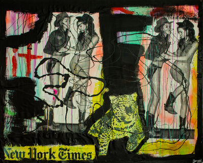 Harif Guzman, 'New York Crimes', 2013