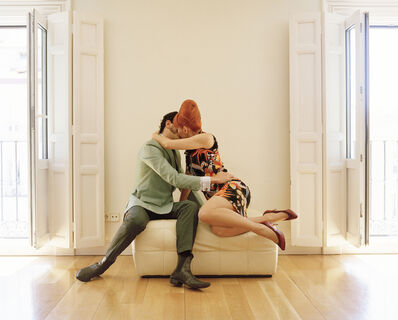 Marta Soul, 'Idilio en Apartamento II (Romance in Apartment II)', 2010