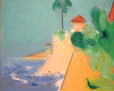 Paul Resika, 'Treasure Beach', 2008