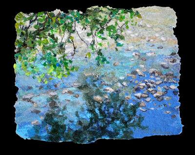 Dianne Shullenberger, 'Creek Rocks'