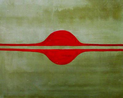 Elda Cerrato, 'Serie Producción de energía. Redundancia en las experiencias relativas al Okidanokh. Conjunción de las vías. Elemento intercambiable de políptico. Faz 1 y Faz 2', 1967
