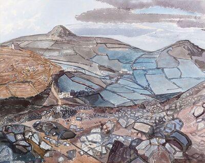 Edward Bawden, 'View towards Henwood, Minions, Cornwall'