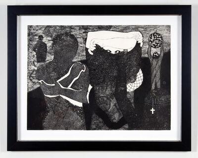 Belkis Ayón, 'Untitled (Pieza No.4)', 1996