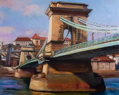 Jonelle Summerfield, 'Chain Bridge of Budapest II', 2018