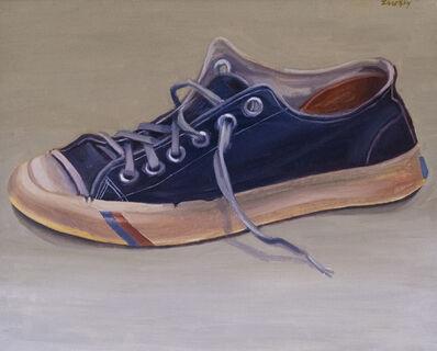 Sol Zaretsky, 'Navy Sneaker', ca. 1973