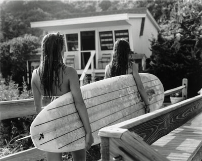"""Michael Dweck, '""""Brittany and Julia""""', ca. 2004"""