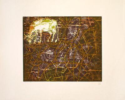Francisco Toledo, 'La Vaca', 1970 -2000's
