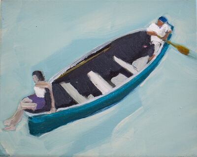 Melora Griffis, 'opposite ends of the boat', 2013