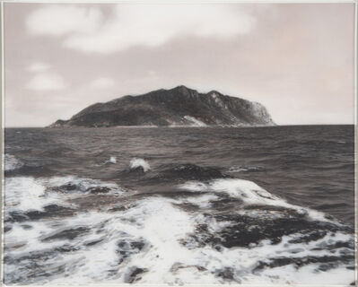 Bradley McCallum & Jacqueline Tarry, 'Island Returned, 1968 (After unknown photographer; The Japan Times, National Diet Library Collection)', 2009
