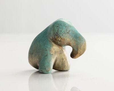 Rogan Gregory, 'Small Sculptural Elephant Form', 2016