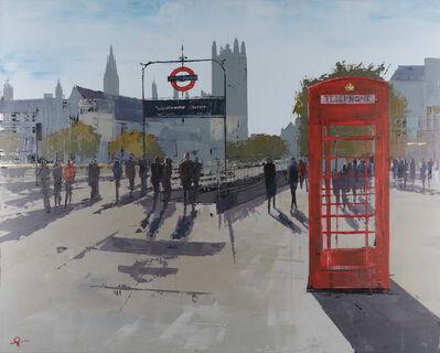 Paul Kenton, 'Westminster Station', 2021