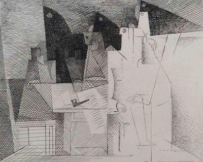 Louis Marcoussis, ' Planches de Salut', 1931