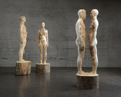 Aron Demetz, 'Untitled Group', 2014