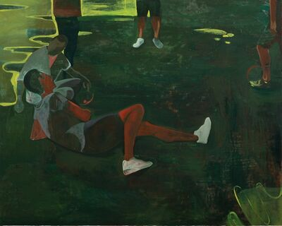 Xiao Jiang 肖江, 'Rest', 2017