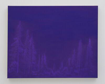 Benjamin Butler, 'Purple (Landscape)', 2018