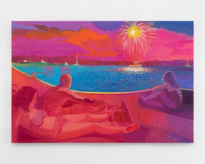Daniel Heidkamp, 'Family Fireworks', 2018