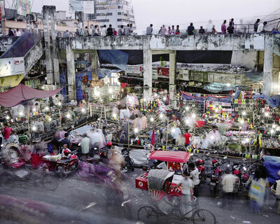 Martin Roemers, 'New Market, Dhanmondi, Dhaka, Bangladesh - From the Series 'Metropolis'', 2011