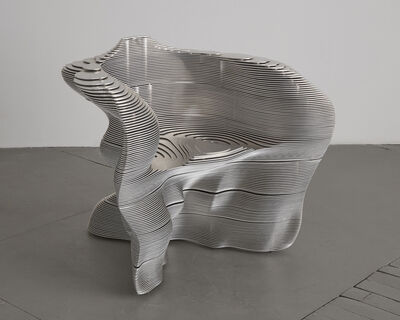 Mathias Bengtsson, 'Slice Chair', 2000