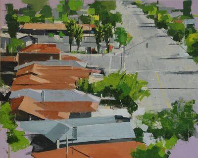 Ryan M. Reynolds, 'Suburban Sprawl No. 15 /oil on linen ', 2019