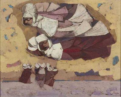 Louis Bosa, 'Flying Nuns'