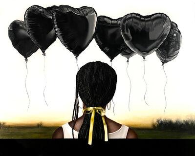 O'Neil Scott, 'Love's in the Air', 2021