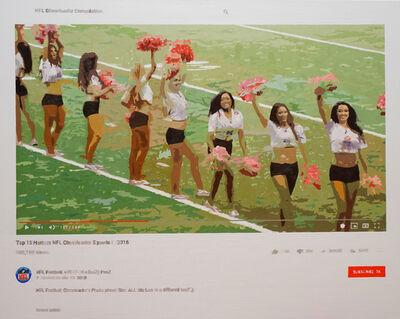 Joeggu Hossmann, 'NFL Cheerleader Compilation', 2019
