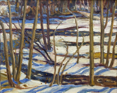 Alexander Young Jackson, 'Bonnechere River', 1968
