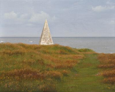 Carl Laubin, 'Navigation Marker, Lindisfarne'