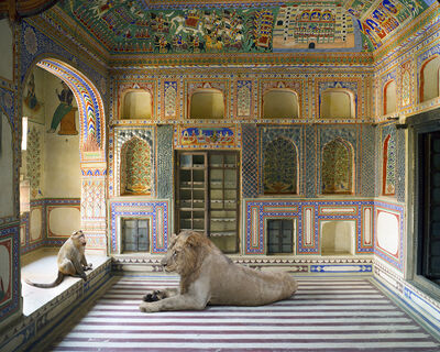 Karen Knorr, 'The Parampara'