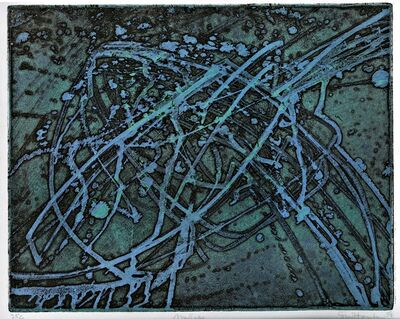 Stanley William Hayter, 'Meduse', 1958