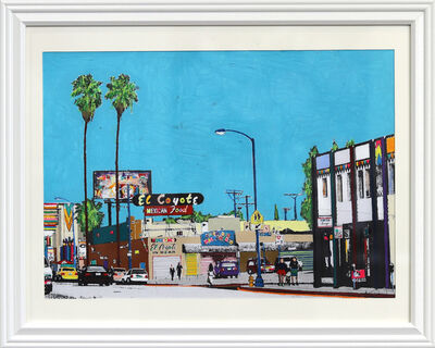 Fabio Coruzzi, 'This Is Beverly Blvd #24', 2021