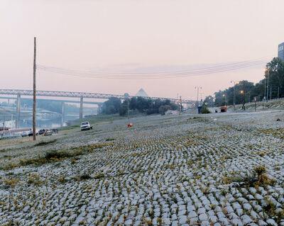 Alec Soth, 'Harbor Marina (Morning), Memphis, TN', 2000