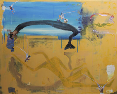 Khaled Hafez, 'Once upon a desert', 2019