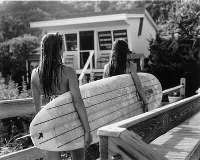 Michael Dweck, 'Brittany and Julia ', 2011