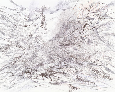 Julie Mehretu, 'The Residual', ca. 2007
