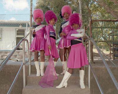 Alice Mann, 'Eshmeal Ahrens, Lauren Lee Hendriks, Anushka Keteldas and Bussisiwe Mnqumevu', 2018