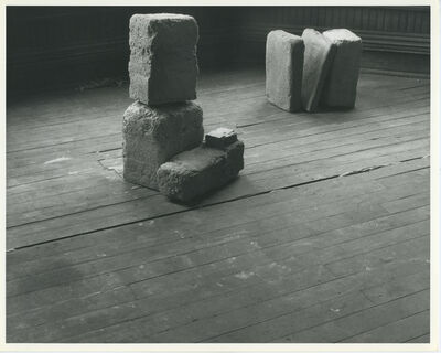 Beverly Buchanan, 'Untitled (Slab Works 1)', ca. 1978