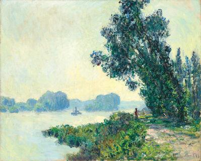 Claude Monet, 'Le Chemin de Halage à Grandval', 1883