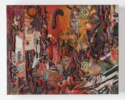 Elliott Hundley, 'HUND.E_005 Vault  ', 2017