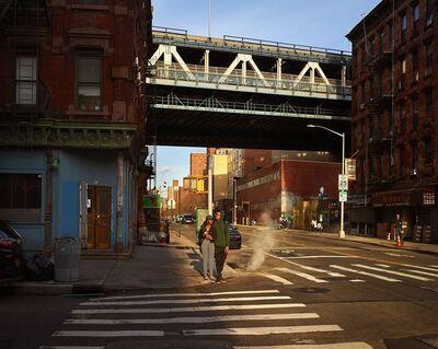 Oli Kellett, 'Cross Road Blues (Madison St, NY)', 2019