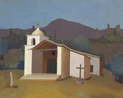 Manuel Reyna, 'Templo de Huacalera', 1982