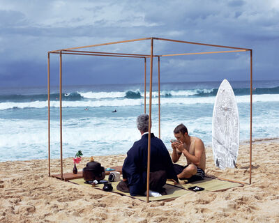 Pierre Sernet, 'T058, Malcolm, Sunset Beach, Hawaii, USA, 2004', 2004