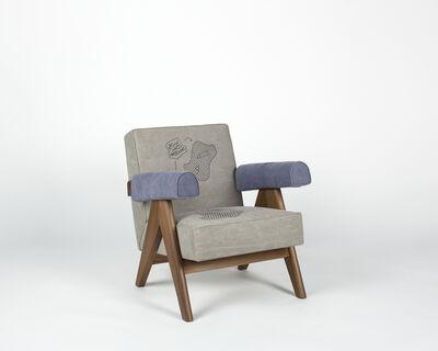 Daniel Arsham, 'India Lounge Chair III', 3019
