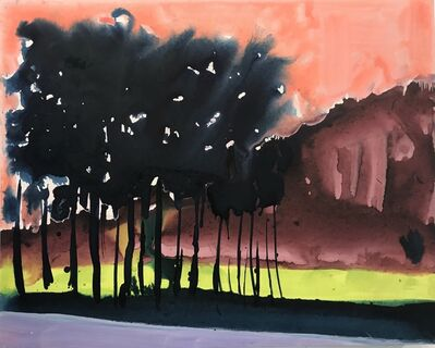 Katharine Dufault, 'MORNING MOUNTAIN II', 2020