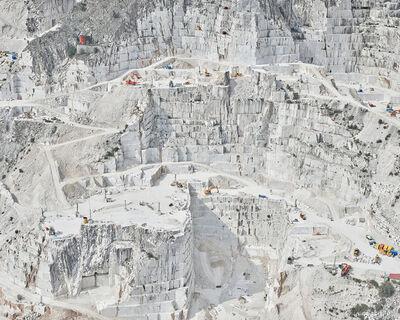 David Burdeny, 'Cava Bianco VI, Carrara, IT', 2018