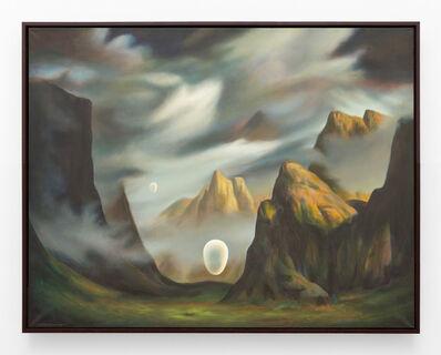 Clarence Holbrook Carter, 'Eschatos', 1974