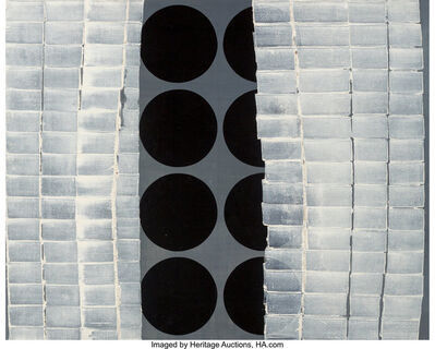 Hisao Domoto, 'Solution de Continuitè', 1965