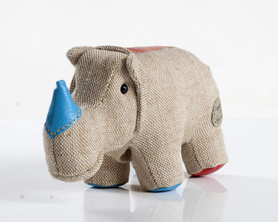 """Renate Müller, 'Small """"Therapeutic Toy"""" Rhinoceros', 1969/2012"""